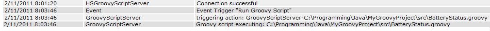 groovy.script.executing